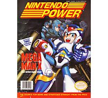 Nintendo Power - Volume 56 Photographic Print