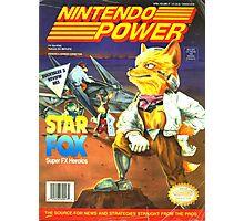 Nintendo Power - Volume 47 Photographic Print