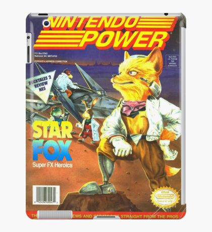 Nintendo Power - Volume 47 iPad Case/Skin