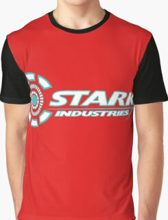 Stark industries Graphic T-Shirt
