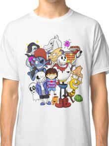 Undertale Family Classic T-Shirt