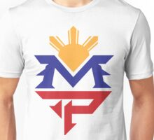 Manny MP Pacquiao Filipino Sun Flag Unisex T-Shirt
