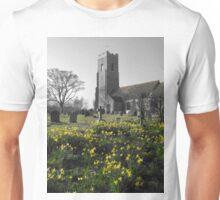 St John The Baptist, Snape ( 3 ) Unisex T-Shirt