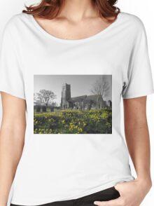 St John The Baptist, Snape ( 4 ) Women's Relaxed Fit T-Shirt