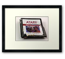 ATARI E.T. Framed Print