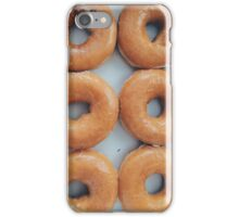Donut Give Up iPhone Case/Skin