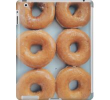 Donut Give Up iPad Case/Skin