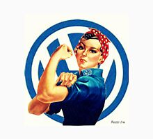 Vw Rosie ( We can do it) Unisex T-Shirt