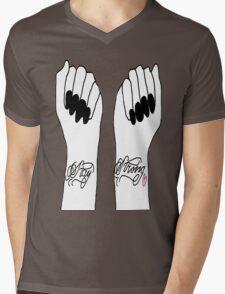 Demi Lovato Mens V-Neck T-Shirt
