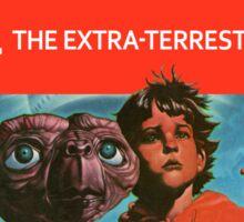 ET Atari Box Sticker