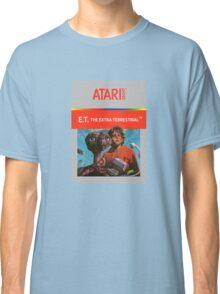 ET Atari Box Classic T-Shirt