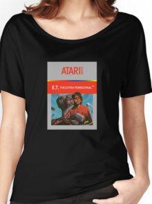 ET Atari Box Women's Relaxed Fit T-Shirt