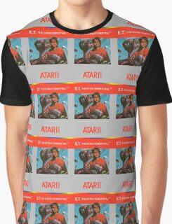 ET Atari Box Graphic T-Shirt