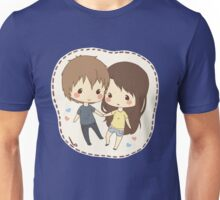 cute chibi couple  Unisex T-Shirt
