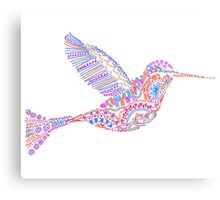 Flying Bird  Canvas Print