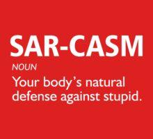 Sarcasm Kids Tee