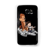 Chewie And Han Samsung Galaxy Case/Skin
