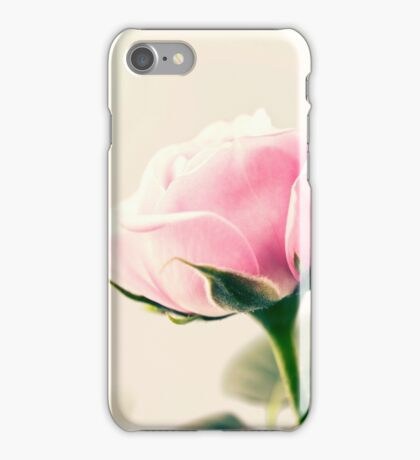 Bathing in the light iPhone Case/Skin
