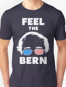 Bernie Shirts and Fundraising Gear - FEEL THE BERN T-Shirt