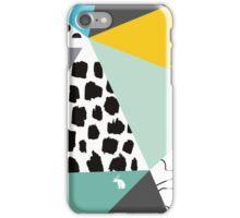 Polisentimental Geometry - Cube iPhone Case/Skin