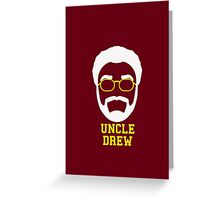 Uncle Drew - Phone Case Greeting Card