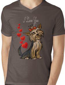Pets Mens V-Neck T-Shirt