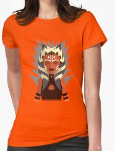 Ahsoka Womens Fitted T-Shirt