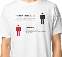 Daredevil Costumes Classic T-Shirt