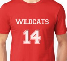 WILDCATS TROY BOLTON HIGH SCHOOL MUSICAL Unisex T-Shirt