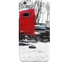 Across the Street - Rural America  iPhone Case/Skin