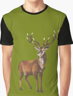 Grand Stag Graphic T-Shirt