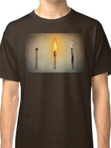 three mathes Classic T-Shirt