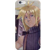 Final Fantasy VII - Cloud Strife Tribute iPhone Case/Skin