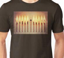 leader match Unisex T-Shirt