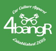 4bangR Classic Logo One Piece - Short Sleeve