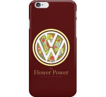 The Flower Power iPhone Case/Skin