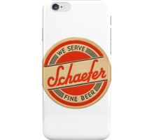 coasters vintage iPhone Case/Skin