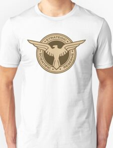 SSR logo Unisex T-Shirt
