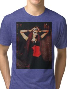 Vampire Compelled Tri-blend T-Shirt