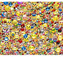 emoji Photographic Print
