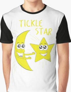 Tickle Star! Graphic T-Shirt