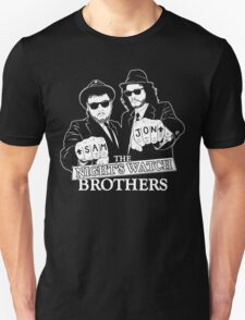 The Night's Watch Brothers. T-Shirt