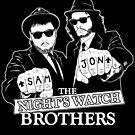 The Night's Watch Brothers. by J.C. Maziu