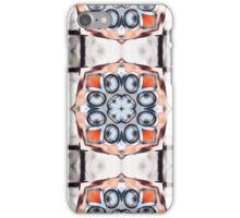 Automobile Headlights Pattern iPhone Case/Skin
