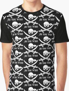 Princess Bride - Dread Pirate Roberts Graphic T-Shirt