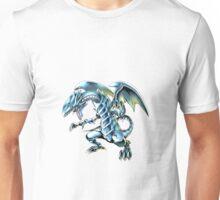 Blue-Eyes White Dragon Unisex T-Shirt
