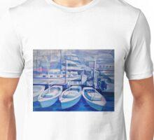 Blue Marina Unisex T-Shirt