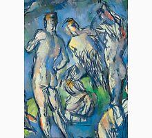 1900 - Paul Cezanne - Seven Bathers Unisex T-Shirt