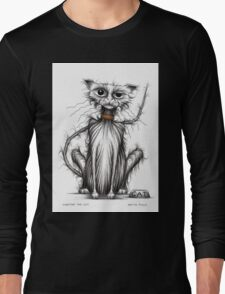 Chester the cat Long Sleeve T-Shirt