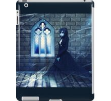 Haunted Interior and Ghost 2 iPad Case/Skin